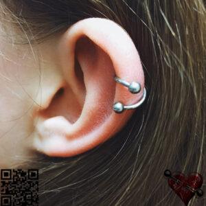 Twist orelha helix