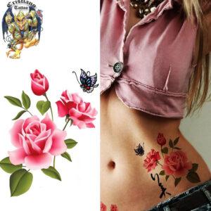 realismo 3 rosas
