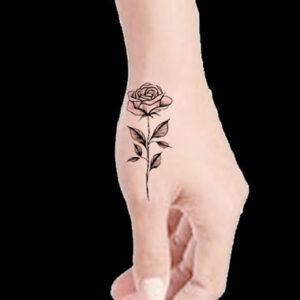 Rosa_mao_tattoo_desenho